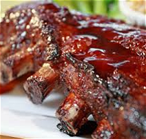 Foto Spareribs, 600 gr. HOT